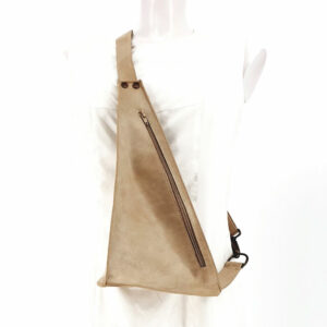 Crossbody Bag Triangolo light